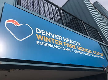 New Denver Health Urgent Care Services Offered at Winter