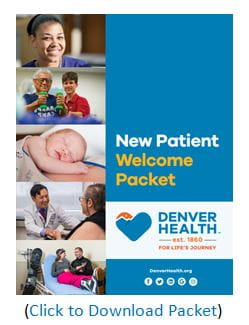 Patient Welcome Packet