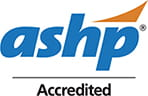 ASHP Residency Accredited Logo