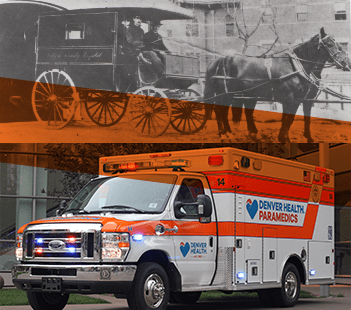 Then & Now: Ambulances