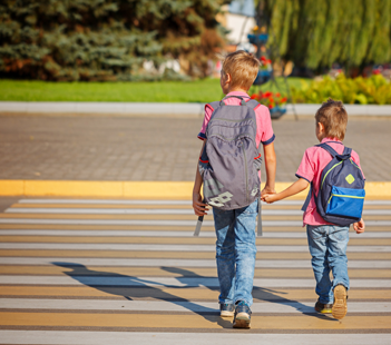 Auto Pedestrian Safety - Back to School
