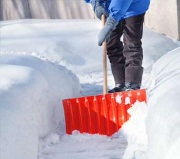 Snow Removal Injury Prevention