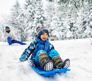 Sledding Safety | Denver Health