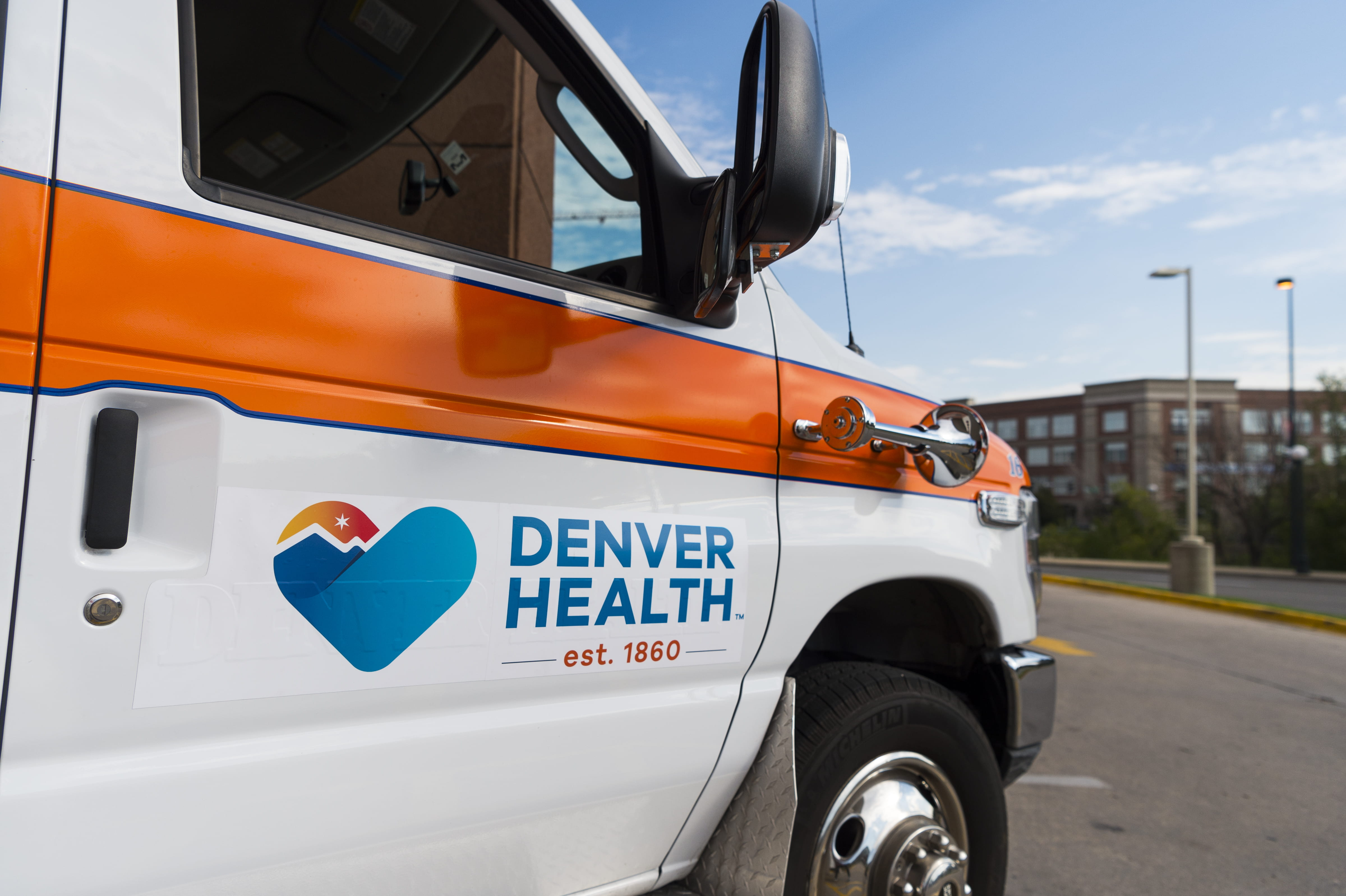 Denver Health Ambulance