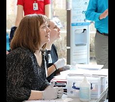 patient and visitor screening coronavirus Denver Health