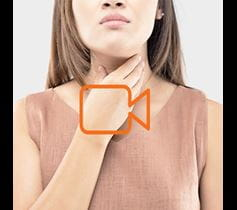 woman with sore throat Denver Health