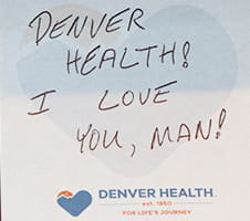 Denver Health Valentines Day
