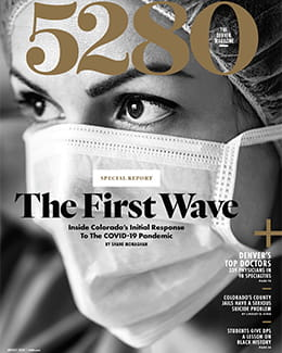 5280 Top Docs Cover 2020 Denver Health