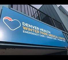 Winter Park Medical Center Denver Health